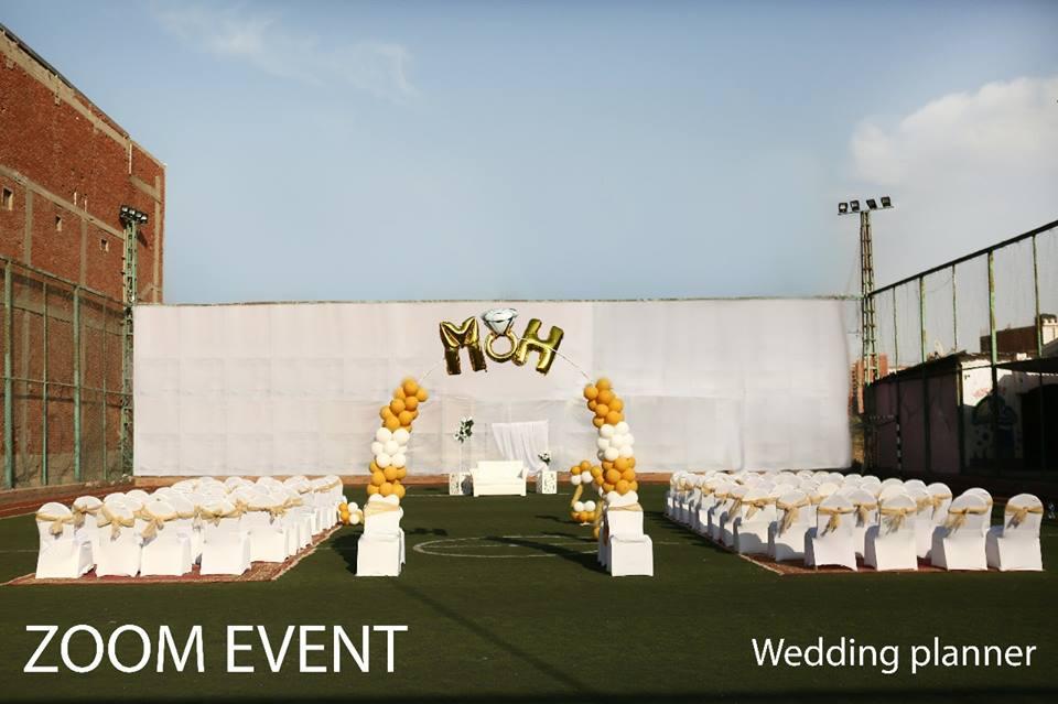 غلاف Zoom event