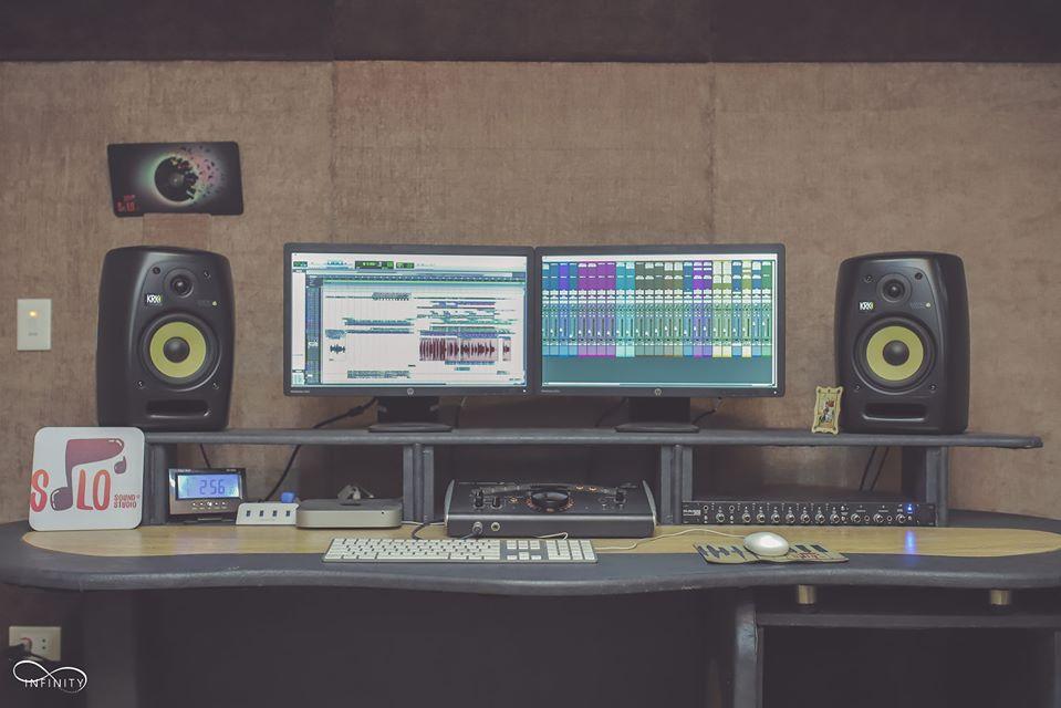 غلاف Solo Sound Studio