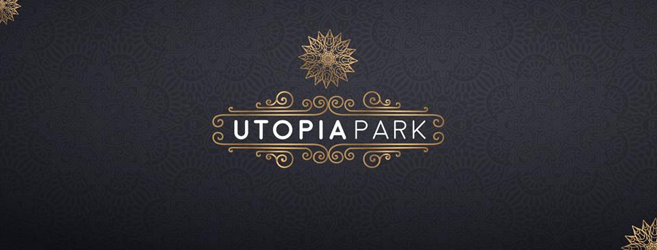 غلاف Utopia Park
