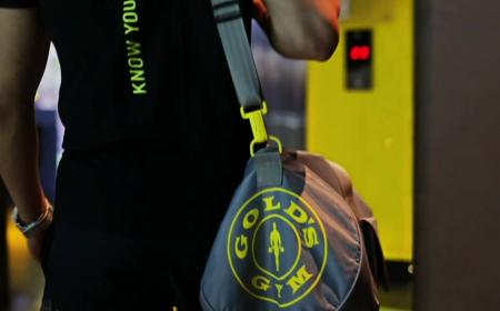 انتظروا افتتاح Gold's Gym يوم الاربعاء القادم 15 يوليو