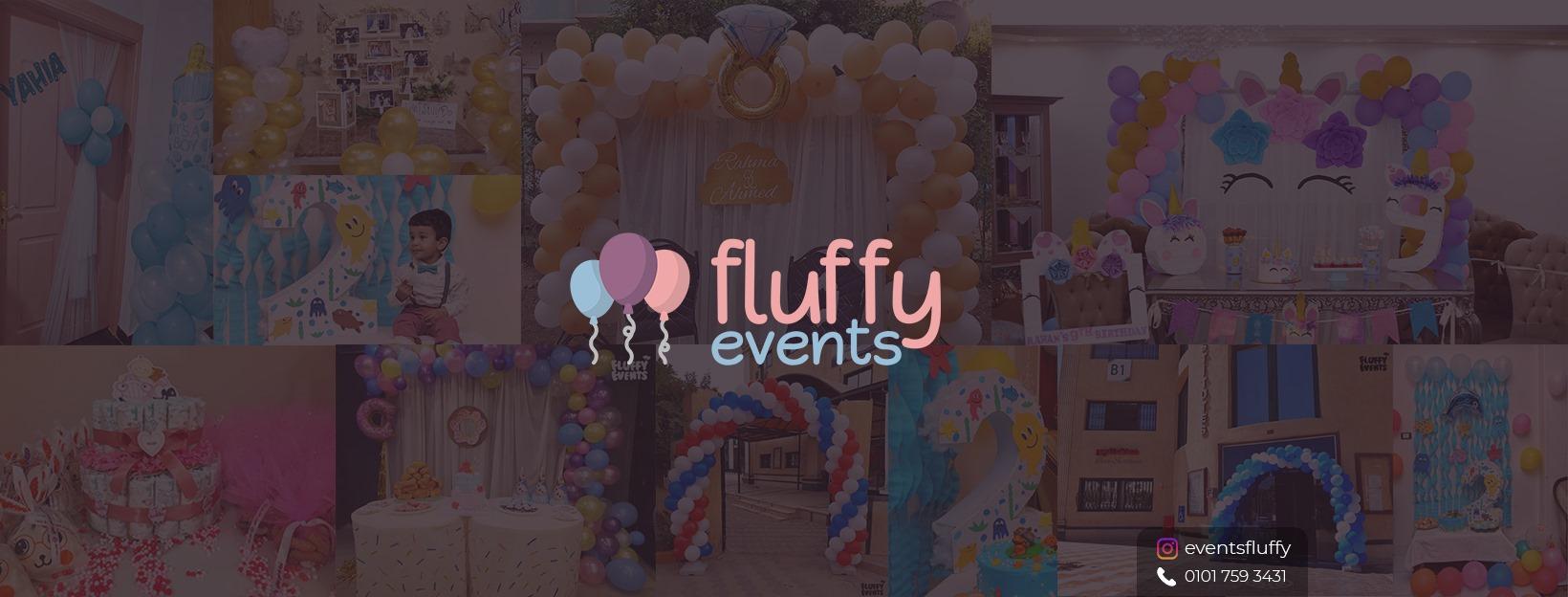 غلاف Fluffy Events