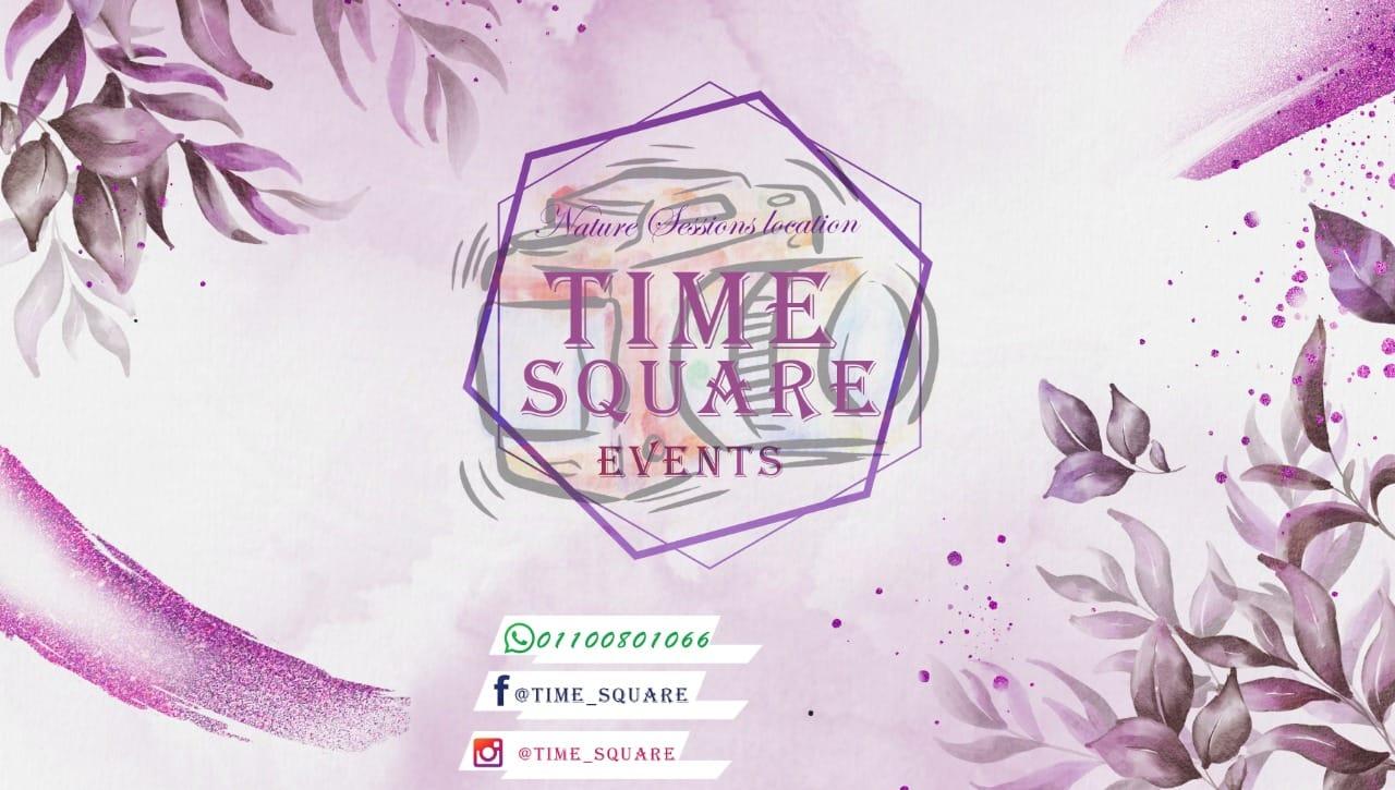 غلاف Time square Events