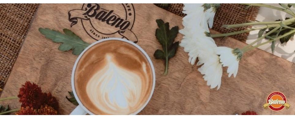 غلاف  Baleno Cafe