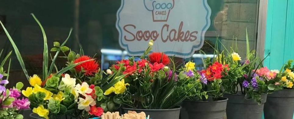 غلاف Sooo cakes